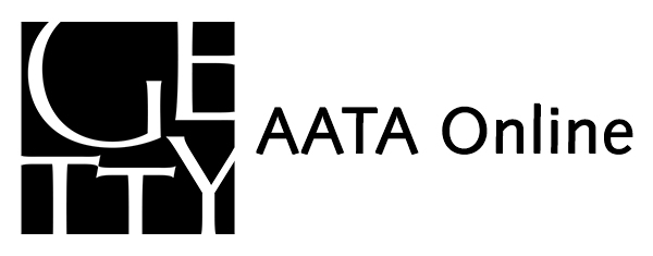 Art & Archaeology Technical Abstract (AATA)